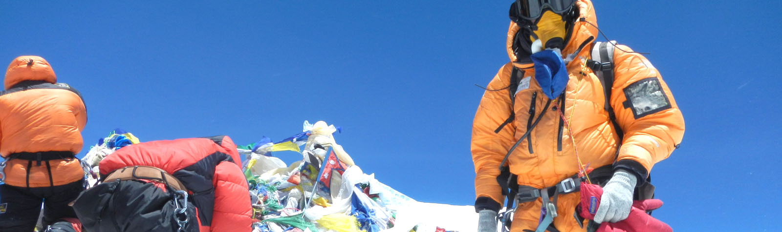 Know our leader for Everest Expedition